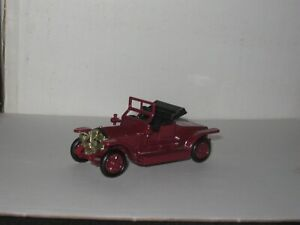 Days Gone DG45001 Rolls Royce Silver Ghost Coupe Crimson