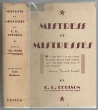New listing Mistress of Mistresses by E.R. Eddison (First Edition)