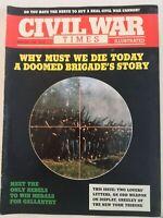 Civil War Times Magazine Brigade's Story Nov/December 1990 041819nonrh
