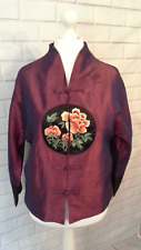 Authentic Oriental Chinese Japanese Jacket size 14-16 a23