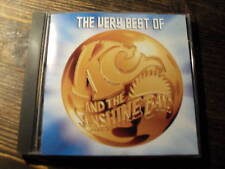 "KC AND THE SUNSHINE BAND "" the very best of ""   CD"