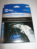 Five Miller Performance Helmet Front Lens Cover 231921