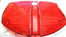 PEUGEOT SPEEDFIGHT REAR RED LIGHT LENS TAIL LAMP OUTER PLASTIC LENS (7107)