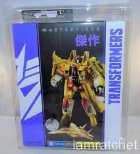 Transformers Masterpiece MP-05 AFA U8.5 Hasbro Sunstorm MISB Sealed