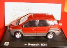 RENAULT SCENIC RX4 BORDEAUX OLIEX 1/43 CARARAMA 1:43 4x4 MODELCAR DIE CAST