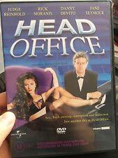 Head Office region 4 DVD (1985 Rick Moranis / Danny DeVito comedy movie) RARE