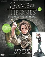 Game of Thrones GoT Official Collectors Models #5 Arya Stark figurine