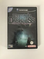 Eternal Darkness Sanitys Requiem Nintendo Gamecube PAL