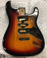 2005 USA Fender alder Tobacco Burst PRISTINE