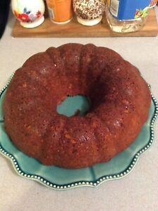 Betty's pecan pound cake