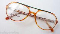 M Augenoptik Michel Henau Sportliche Brille Hornoptik Herrenbrille Damengestell 55-16 Gr Beauty & Gesundheit