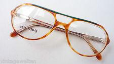 Sportliche Brille Brillenfassung Hornoptik Kunststoff Pilotform Herren Grösse M