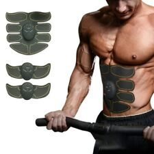 Muscle Stimulator Body Slimming Shaper Machine Abdominal Muscle Exerciser