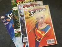 3 SUPERGIRL #1 DC Comics Including Variants , Will Give You #2 Free ,Teen Titans