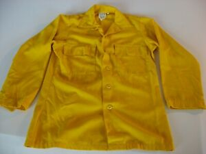 Work Wear Corp Men's Aramid Wildland Flame Resistant Long Sleeve Shirt Medium