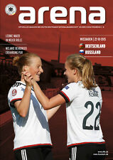EM-Qualifikation 22.10.2015 Deutschland - Russland in Wiesbaden, Arena 03/2015
