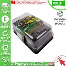 Root!t Value Propagator RootIt Starter Propagation Kit 24 Rooting Sponges Plugs