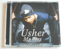 Usher - My Way (CD Album) Used Very Good