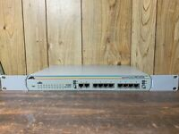 Allied Telesis AT RS710TXL 8 Ports - Rack Mount Professional Network Switch Box