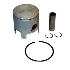 Piston Kit Complete 47.60 Mm B 12 Mm Gudgeon Pin For Sachs SX 1 50 2007 - 2010
