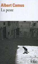 La Peste (Folio),Albert Camus