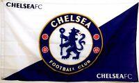 Chelsea FC Flag banner 3ft x 5ft Football Soccer blues stamford bridge