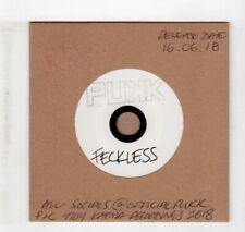 (IT720) Pukk, Feckless - 2018 signed CD
