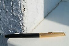 Old Vintage French pen WATERMAN Gold NIP C/F 18Carats
