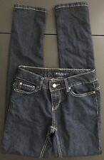 ROCAWEAR Juniors Skinny Stretch Jeans Size 3(UBJBRJ)