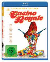CASINO ROYALE [Blu-ray] (1967) German Import Peter Sellers Sir James Bond 007
