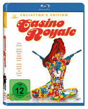 CASINO ROYALE [Blu-ray] (1967) German Import Peter Sellers Sir James Bond 007