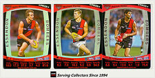 2011 AFL Teamcoach Trading Cards Prize Card Team Set Essendon (3)