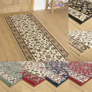runrug Long Hallway Carpet Runner Rug Heavy Duty Washable Kitchen Traditional