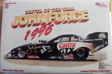 1997 Action 1/24 John Force Mustang Funny Car Driver of the Year New in Box