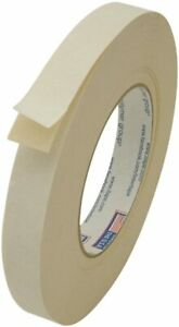 "Intertape 591  3/4"" x 36 yds  Double-Coated Paper Tape"