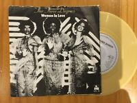 "The Three Degees: Woman In Love Gold Vinyl ARO 141 7"" Vinyl Single: Free UK Post"