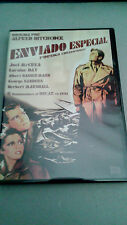 """DVD """"ENVIADO ESPECIAL"""" COMO NUEVA ALFRED HITCHCOCK JOEL McCREA LARAINE DAY"""