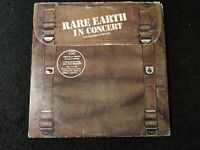 Rare Earth In Concert Original Pressing Vinyl Record LP Album R 534D VG+ 1971