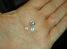 Mini US COIN SET Penny Dime & Quarter Tiny Small Metal Money Miniature Lot coins