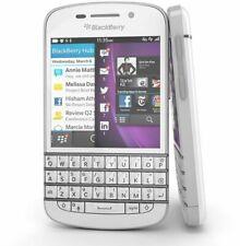 ORIGINAL BlackBerry Q10 16GB White mit QWERTY-Tastatur 4G Smartphone - NEU / OVP