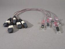 Molex Fiber Optics 086290888 D-Board to MTP MM 12F, JPR, 13 - Lot of 5 - NEW