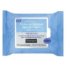 Neutrogena Make-up Remover Cleansing Towelettes Refill 25 Count