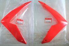 Honda CRF250 L Shroud Fairings Front RED R292R 2012 - 2019 **UK STOCK**