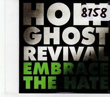 (FT842) Holy Ghost Revival, Embrace the Hate/Angel of Death of My Dreams - DJ CD