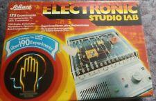 Schuco Electronic Studio Lab - Experimentierkasten - 80erJahre
