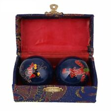 Chinese Health Exercise Stress Balls Hand Massager Yin Yang Relaxation Therapy