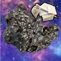 SHOWPIECE METEORITE From The Impact Site, Carrying Case Included, PERFECT GIFT!!