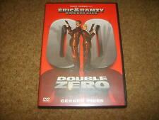 DVD DOUBLE ZERO avec Eric & Ramzy - version française - Très bon état