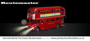 Hachette Build The Classic Routemaster