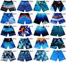 Mens Summer Beach Surf Boardshorts Quick Dry Swim Trunks Surfing Shorts Swimwear